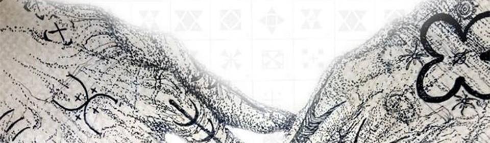 イギリス人アーティストのフロソ・パパディミトリオウさんが滞在制作・発表を行います。